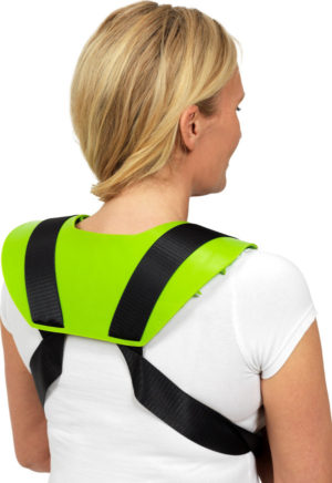 Shoulder from side